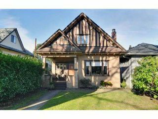 Photo 1: 375 W 18TH Avenue in Vancouver: Cambie House for sale (Vancouver West)  : MLS®# V930137