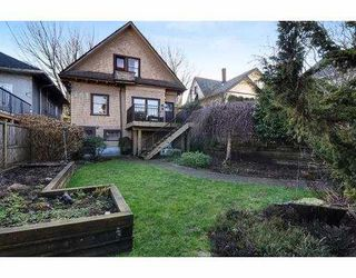 Photo 10: 375 W 18TH Avenue in Vancouver: Cambie House for sale (Vancouver West)  : MLS®# V930137