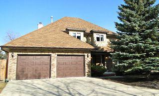 Main Photo: 184 Kirkbridge Drive in WINNIPEG: Fort Garry / Whyte Ridge / St Norbert Residential for sale (South Winnipeg)  : MLS®# 1208438