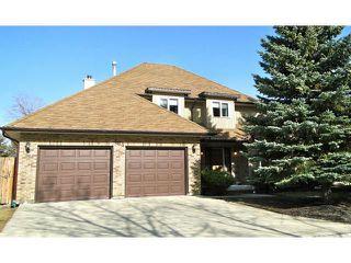 Photo 1: 184 Kirkbridge Drive in WINNIPEG: Fort Garry / Whyte Ridge / St Norbert Residential for sale (South Winnipeg)  : MLS®# 1208438