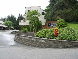 "Photo 1: 228 1220 FALCON Drive in Coquitlam: Upper Eagle Ridge Townhouse for sale in ""EAGLE RIDGE TERRACE"" : MLS®# V957080"