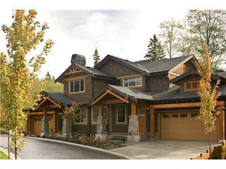 "Main Photo: 100 24185 106B Avenue in Maple Ridge: Albion House 1/2 Duplex for sale in ""TRAILS EDGE"" : MLS®# V960273"