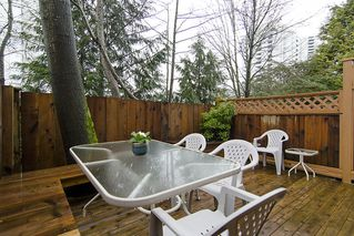 "Photo 13: 249 BALMORAL PL in Port Moody: North Shore Pt Moody Townhouse for sale in ""BALMORAL PLACE"" : MLS®# V987932"