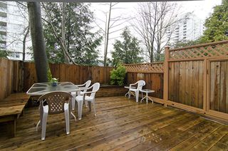 "Photo 12: 249 BALMORAL PL in Port Moody: North Shore Pt Moody Townhouse for sale in ""BALMORAL PLACE"" : MLS®# V987932"