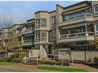 "Photo 1: 306 1840 E SOUTHMERE Crescent in Surrey: Sunnyside Park Surrey Condo for sale in ""SOUTHMERE MEWS"" (South Surrey White Rock)  : MLS®# F1308190"