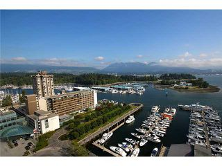 Photo 2: 1903 535 Nicola Street in Vancouver: Coal Harbour Condo for sale (Vancouver West)  : MLS®# V987660