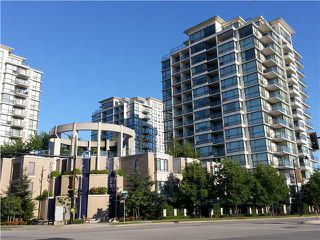 "Photo 1: 606 7555 ALDERBRIDGE Way in Richmond: Brighouse Condo for sale in ""OCEAN WALK"" : MLS®# V1016747"