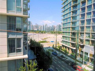 "Photo 17: 603 1887 CROWE Street in Vancouver: False Creek Condo for sale in ""PINNACLE FALSE CREEK ONE"" (Vancouver West)  : MLS®# V1019849"