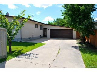 Photo 17: 3 Sanderson Avenue in WINNIPEG: Maples / Tyndall Park Residential for sale (North West Winnipeg)  : MLS®# 1317461