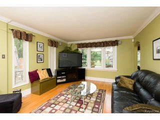 Photo 7: 343 Winchester Street in WINNIPEG: St James Residential for sale (West Winnipeg)  : MLS®# 1319621