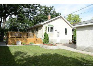 Photo 18: 343 Winchester Street in WINNIPEG: St James Residential for sale (West Winnipeg)  : MLS®# 1319621