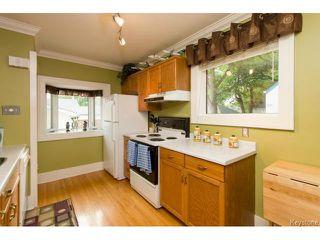 Photo 5: 343 Winchester Street in WINNIPEG: St James Residential for sale (West Winnipeg)  : MLS®# 1319621