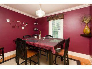 Photo 8: 343 Winchester Street in WINNIPEG: St James Residential for sale (West Winnipeg)  : MLS®# 1319621