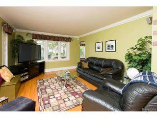 Photo 6: 343 Winchester Street in WINNIPEG: St James Residential for sale (West Winnipeg)  : MLS®# 1319621