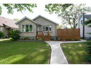 Photo 1: 343 Winchester Street in WINNIPEG: St James Residential for sale (West Winnipeg)  : MLS®# 1319621