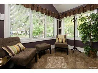 Photo 2: 343 Winchester Street in WINNIPEG: St James Residential for sale (West Winnipeg)  : MLS®# 1319621