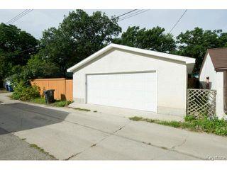 Photo 19: 343 Winchester Street in WINNIPEG: St James Residential for sale (West Winnipeg)  : MLS®# 1319621