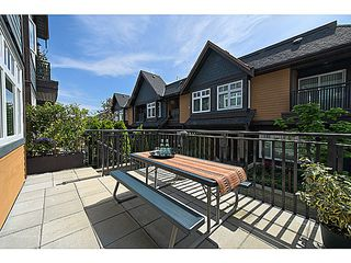 Photo 7: # 1 263 E 5TH ST in North Vancouver: Lower Lonsdale Condo for sale : MLS®# V1063605
