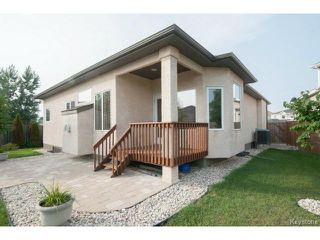 Photo 17: 30 Hindle Gate in WINNIPEG: St Vital Residential for sale (South East Winnipeg)  : MLS®# 1419007