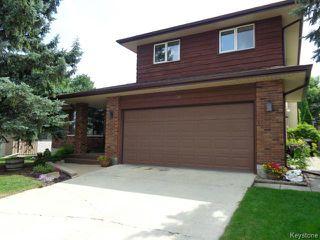 Photo 1: 38 Elmvale Crescent in WINNIPEG: Charleswood Residential for sale (South Winnipeg)  : MLS®# 1420385