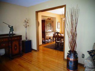 Photo 8: 38 Elmvale Crescent in WINNIPEG: Charleswood Residential for sale (South Winnipeg)  : MLS®# 1420385