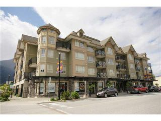 "Main Photo: 112 38003 SECOND Avenue in Squamish: Downtown SQ Condo for sale in ""SQUAMISH POINTE"" : MLS®# V1081559"