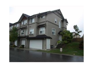 Photo 1: # 123 1055 RIVERWOOD GT in Port Coquitlam: Riverwood Condo for sale : MLS®# V1113530