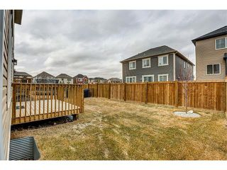 Photo 32: 635 Windbrook Heights SW in Airdrie: Windsong WDS House for sale : MLS®# C4070475