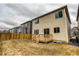 Photo 33: 635 Windbrook Heights SW in Airdrie: Windsong WDS House for sale : MLS®# C4070475