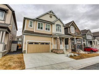 Photo 2: 635 Windbrook Heights SW in Airdrie: Windsong WDS House for sale : MLS®# C4070475