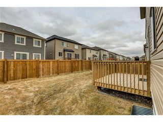 Photo 31: 635 Windbrook Heights SW in Airdrie: Windsong WDS House for sale : MLS®# C4070475