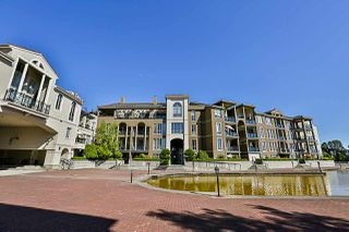 Main Photo: 309 2 RENAISSANCE SQUARE in New Westminster: Quay Condo for sale : MLS®# R2271910