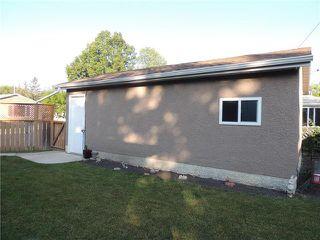 Photo 20: 100 Eade Crescent in Winnipeg: Residential for sale (3F)  : MLS®# 1922774