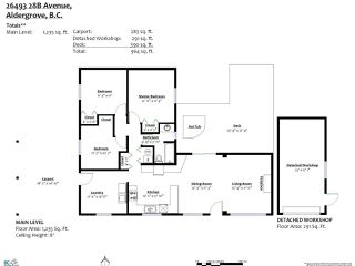 "Photo 30: 26493 28B Avenue in Langley: Aldergrove Langley House for sale in ""ALDERGROVE"" : MLS®# R2455229"
