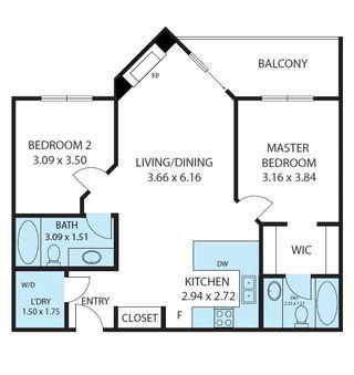 Photo 2:  in Edmonton: Zone 12 Condo for sale : MLS®# E4203498