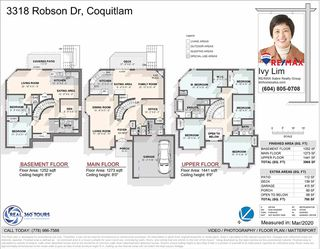 """Photo 40: 3318 ROBSON Drive in Coquitlam: Hockaday House for sale in """"HOCKADAY"""" : MLS®# R2473604"""