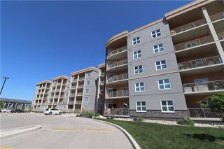 Photo 1: 411 130 Creek Bend Road in Winnipeg: River Park South Condominium for sale (2F)  : MLS®# 202016095