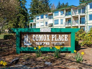 Photo 1: 14 1876 Comox Ave in COMOX: CV Comox (Town of) Condo for sale (Comox Valley)  : MLS®# 845695