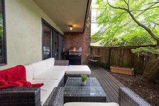"""Photo 2: 105 1420 E 7TH Avenue in Vancouver: Grandview Woodland Condo for sale in """"LANDMARK COURT"""" (Vancouver East)  : MLS®# R2488445"""