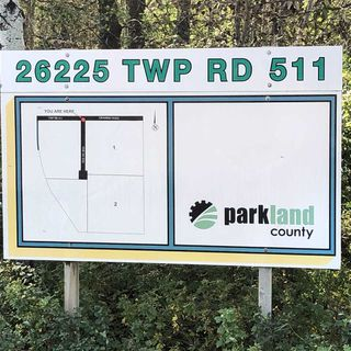 Photo 2: 0 26225 TWP Rd 511: Rural Parkland County Rural Land/Vacant Lot for sale : MLS®# E4216203