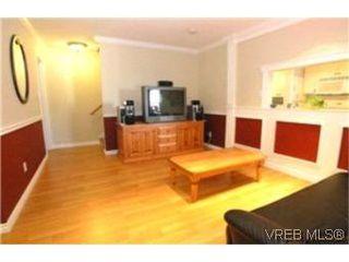Photo 3:  in VICTORIA: Es Kinsmen Park Row/Townhouse for sale (Esquimalt)  : MLS®# 392206