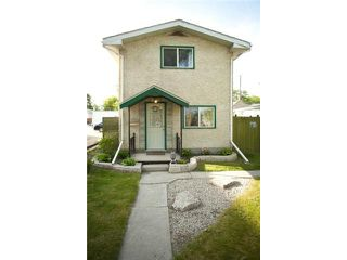 Photo 1: 201 Dumoulin Street in WINNIPEG: St Boniface Residential for sale (South East Winnipeg)  : MLS®# 1209863