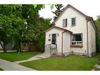 Photo 1: 216 Hampton Street in WINNIPEG: St James Residential for sale (West Winnipeg)  : MLS®# 1312074