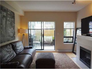 "Photo 1: # 118 1859 STAINSBURY AV in Vancouver: Victoria VE Townhouse for sale in ""The Works"" (Vancouver East)  : MLS®# V1022273"