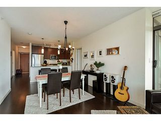Photo 5: # 605 400 CAPILANO RD in Port Moody: Port Moody Centre Condo for sale : MLS®# V1046135