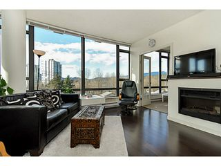 Photo 4: # 605 400 CAPILANO RD in Port Moody: Port Moody Centre Condo for sale : MLS®# V1046135
