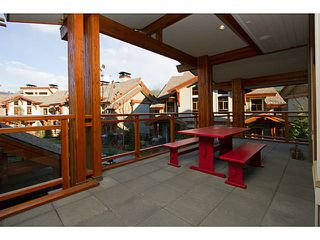 Photo 2: # 41 7124 NANCY GREENE DR in Whistler: White Gold Condo for sale : MLS®# V1025878