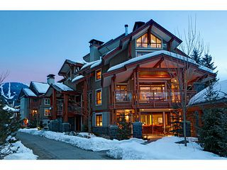 Photo 1: # 41 7124 NANCY GREENE DR in Whistler: White Gold Condo for sale : MLS®# V1025878