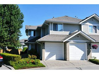 """Photo 13: 4 1370 RIVERWOOD Gate in Port Coquitlam: Riverwood Townhouse for sale in """"ADDINGTON GATE"""" : MLS®# V1074048"""