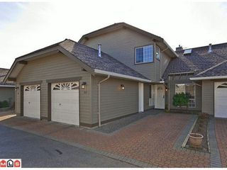 Photo 1: 160 16275 15TH Ave in South Surrey White Rock: King George Corridor Home for sale ()  : MLS®# F1205417